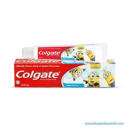Colgate Toothpaste Kids Minions 40g(36)