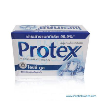 Protex Soap Icy Cool 4's 65g(12)