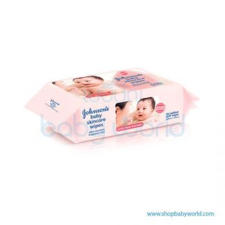 Johnson Baby Skincare FF Wipes 75s (12)(12)