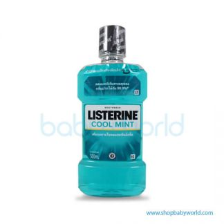 Listerine Coolmint 500ml (T0413)(12)