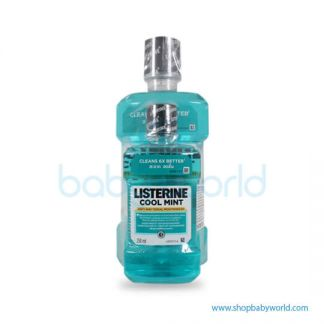 Listerine Cool Mint 750ml+Cool Min 250ml(12)