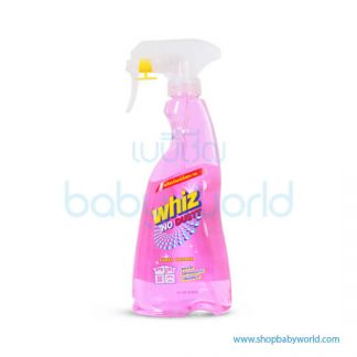 WHIZ No Dustt Glass Cleaner Pink 520ml(12)