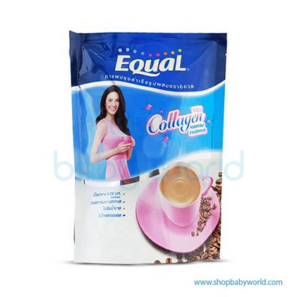 EQUAL COFFEE COLLAGEN 18g x 10s (12)
