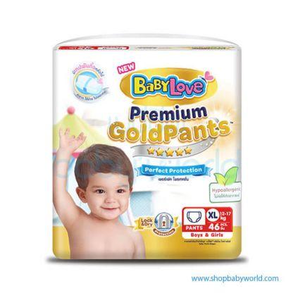 BabyLove Gold Pants XL46(3)