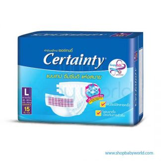 Certainty Tape L15(6)