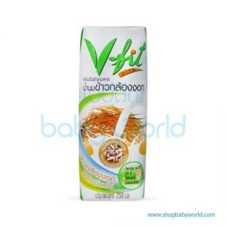 UHT CEREAL DRINK BROWN RICE MILK (250ML x12)(12)