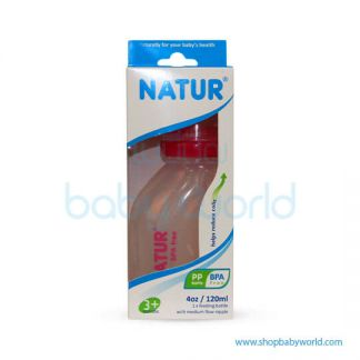 Natur Bottle S-2 4oz 13639(12)