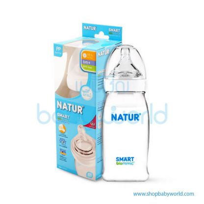 Natur Smart Biomimic PP Wide Neck 9oz 80162 (6)