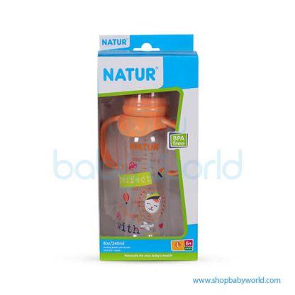 Natur Bottle Handle8oz 81035(6)