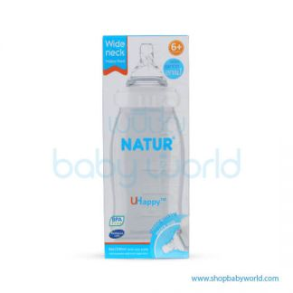 Natur UHappy WideN 8oz 81075(6)