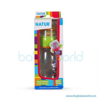 Natur Bottle 4oz 81088(12)