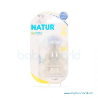 "Natur Biomimc Nipple""L""85182"
