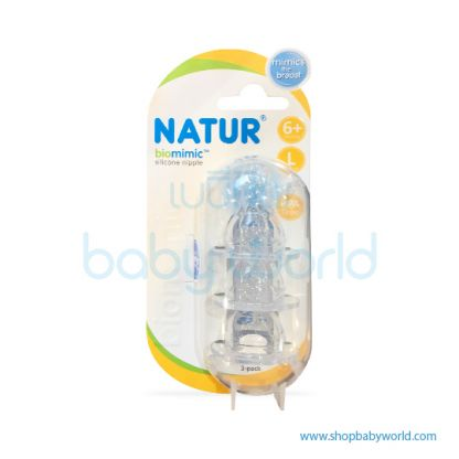"Natur Biomimic Nippl""L""85187(12)"