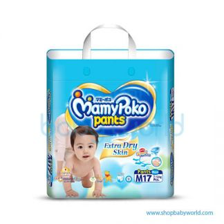 Mamypoko Pants (Boy) M 17pcs(8)