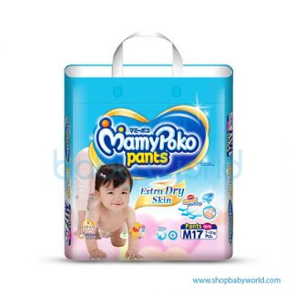 Mamypoko Pants (Girl) M 17pcs(8)