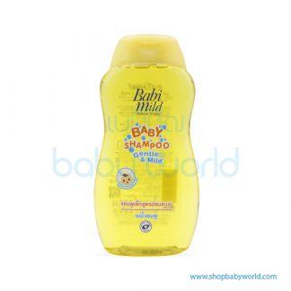 Babi Mild Shampoo GENTLE (YELLOW) 200ML(24)