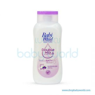 Babi Mild Bath DOUBLE MILK 180ML(24)