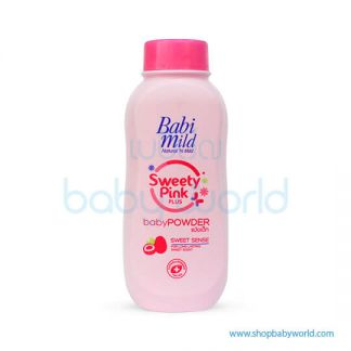 Babi Mild Powder SWEETY (PINK) 180G(24)