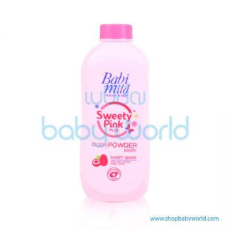 Babi Mild Powder Sweety Pink 400g