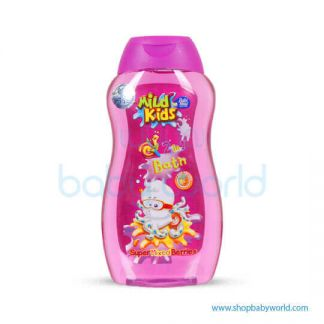 Babi Mild Kid 2IN1 MIXED BERRIES 200ML(12)