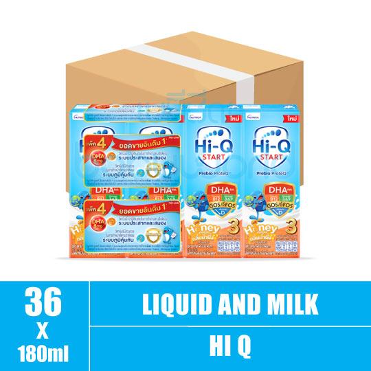 Hi-Q 1 Honey 180ml (9)