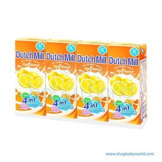 Dutchmill UHT 180ml Orange(12)