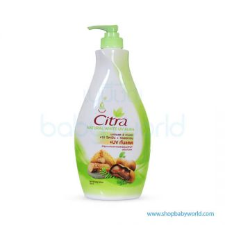 Citra Natural Green 600ml(12)