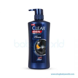 CLEAR MEN SH DCLN CARAT 450ml(12)