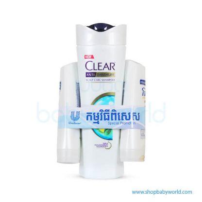 CLEAR SH ICM CARAT 330ml(24)