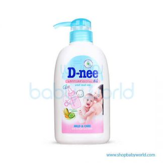 D-nee Bottle & Nipple Cleanser 500ml Pu (12)
