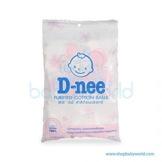 D-nee Cotton Ball (Pouch)(48)
