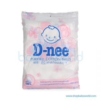 D-nee Cotton Ball (Pouch)(24)
