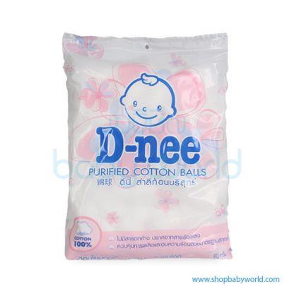 D-nee Cotton Ball (Pouch)(24)