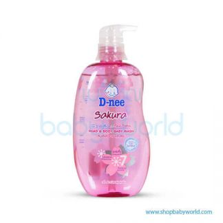 D-nee Pure Head & Body Pink (Pump)(12)