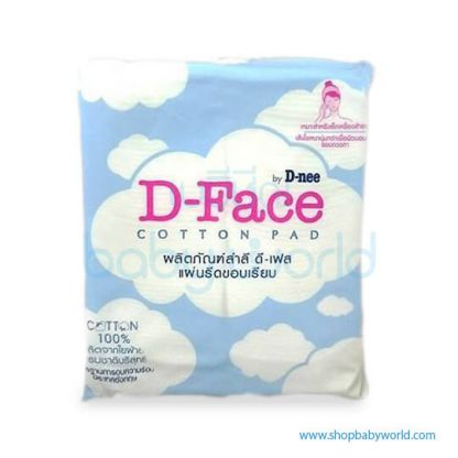 D-nee Face Cotton Pad (Pouch)(48)