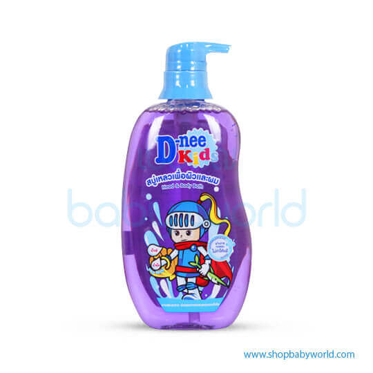 D-nee H&B Violete 400ml(12)