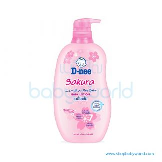 D-nee Pure Baby Lotion(12)