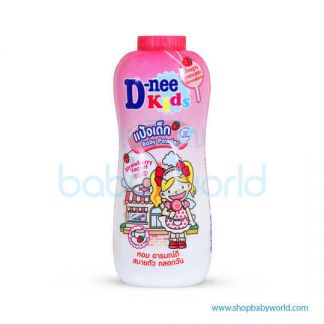 D-nee Kids Talcum Powder Pink(24)