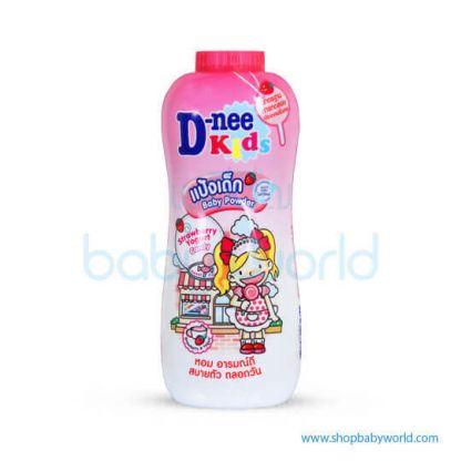 D-nee Kids Talcum Powder Pink(24)
