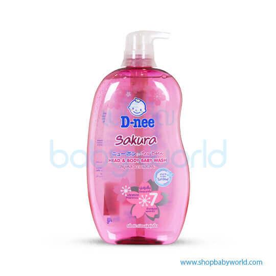D-nee Pure Head & Body Pink (Pump)(12)