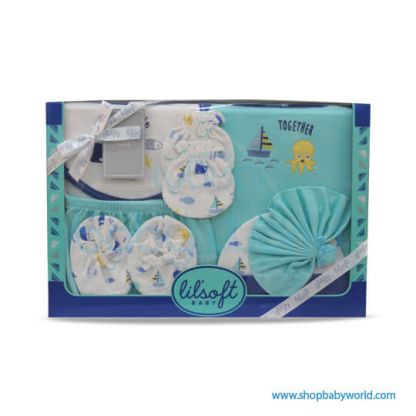 8 Pcs Baby Gift Set LI-3104(1)