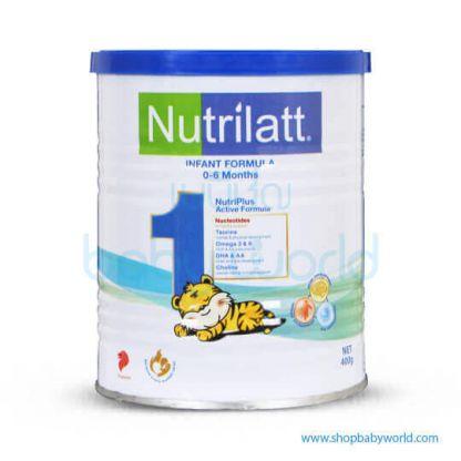 Nutrilatt, Stage 1 400g(24)