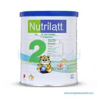 Nutrilatt, Stage 2 400g(24)