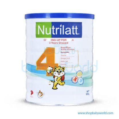 Nutrilatt, Stage 4 900g(12)