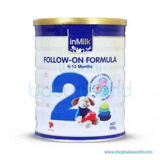 inMilk Nutrition (2) 6-12M 900g (12)