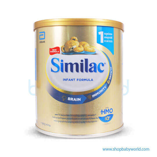 Similac Infant (1) 0-12M 400g (24)