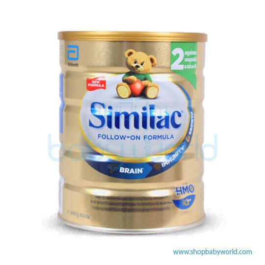 Similac Follow-On (2) 6-24M 850g (12)