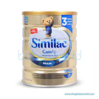 Similac Gain IQ (3) 2y+ 850g (12)