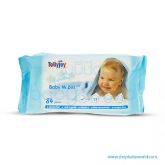 Tollyjoy Refeshing Baby Wipe refill 84 S 3047-30538