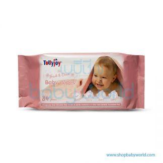 Tollyjoy fresh & Clen Baby Wipe refill 84 S 3053-30534